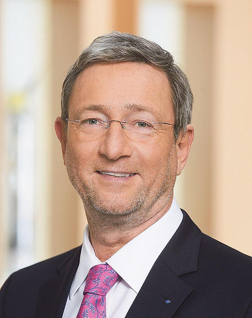 Porträt: Prof. Dr. Walter Eichendorf