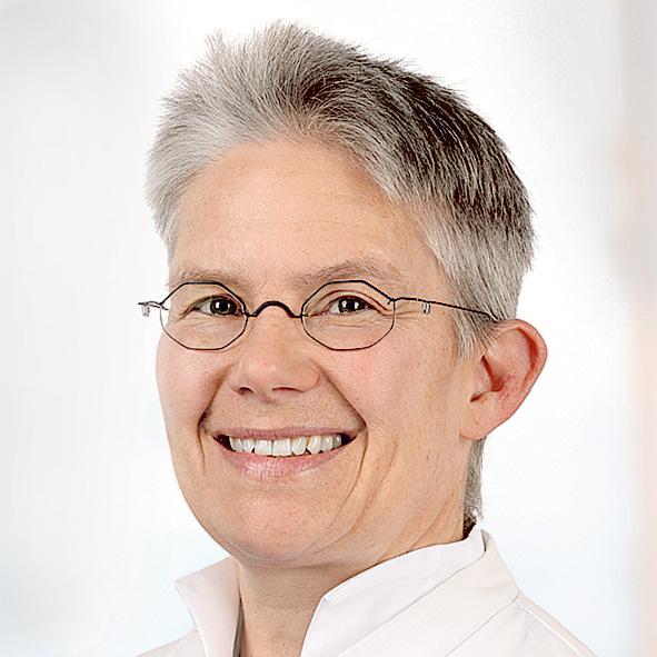 Porträt von Angelika Hilker aus Bochum, Fachärztin für Allgemeinmedizin, Fachärztin für Anästhesiologie, spezielle Schmerztherapie und Palliativmedizin