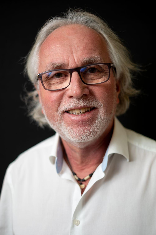 Porträt: Konrad F. Cimander