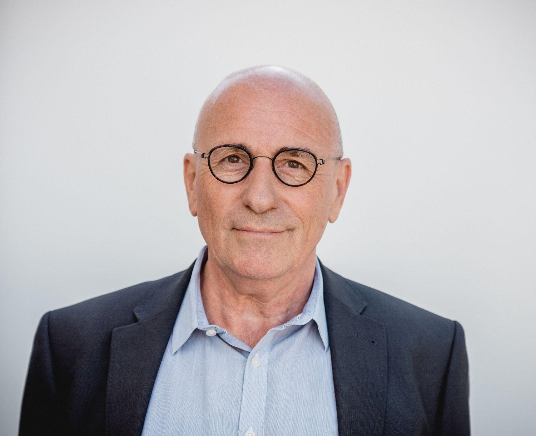 Portrait Prof. Dr. med. et phil. Gerhard Danzer